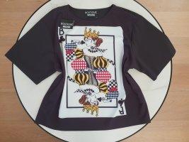 Moschino  Queen Königin Top Shirt gr.40