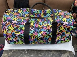 Moschino Sac de voyage multicolore
