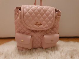 Love Moschino Backpack Trolley light pink