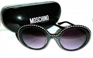Moschino Glasses black