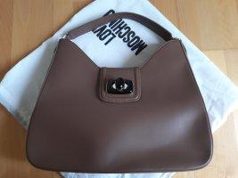Boutique Moschino Handbag grey lilac