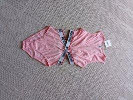 Moschino Basic Bodysuit light pink-pink