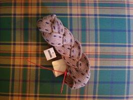 Moschino Orejeras multicolor lana de angora