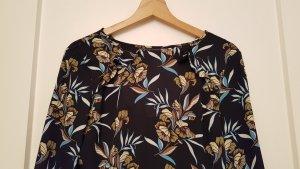 Motivi Kleid mit langen Ärmeln und Rüschen