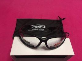 Motorradbrille von Global Vision
