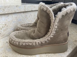 MOU Boots Snow Boots beige-oatmeal