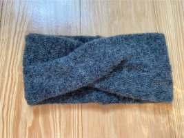 MSCH Copenhagen Chapeau en tricot gris foncé-gris anthracite