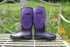Wellington laarzen lila
