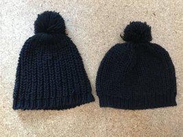 Tally Weijl Crochet Cap black