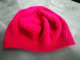 H&M Divided Beret baskijski magenta