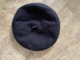 Beret dark brown