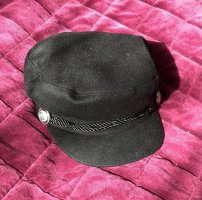Cappello da panettiere nero