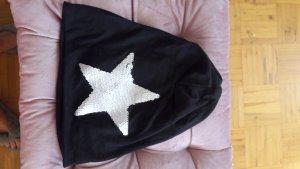 faera Sombrero de tela negro