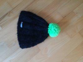 Eisbär Beanie black-meadow green