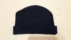 Knitted Hat dark blue