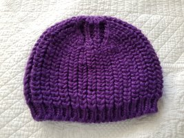 Codello Knitted Hat blue violet