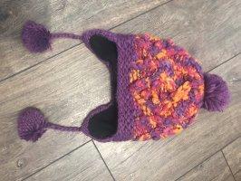Burton Chapeau en tricot multicolore