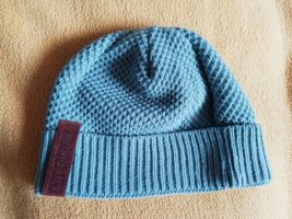 Knitted Hat mint cotton