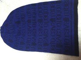 Roberto Cavalli Cappello da panettiere blu-blu scuro