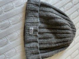 Roeckl Cappello a maglia grigio chiaro
