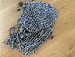 Esprit Gebreide sjaal grijs