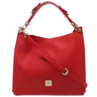 Mulberry Handbag red leather