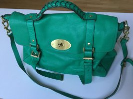 Mulberry Alexa Tasche aus grünem Leder