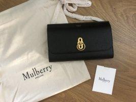 Mulberry Borsa clutch nero Pelle