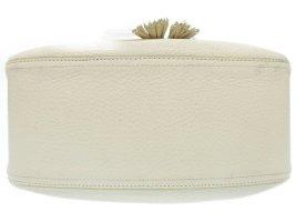 Mulberry Handbag white leather
