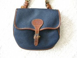 Mulberry Crossbody bag brown-blue leather