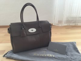 Mulberry Carry Bag grey brown leather