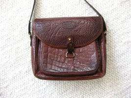 Mulberry Crossbody bag bronze-colored leather