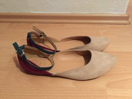 Mary Jane Ballerinas multicolored polyester