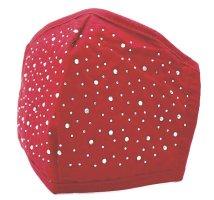 Neckerchief brick red cotton