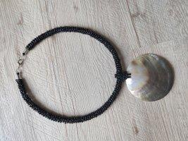 NoName Shell Necklace black