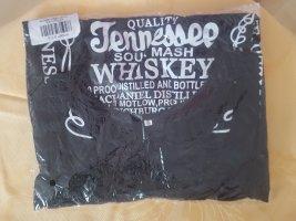 Koszulka o kroju podkreślającym sylwetkę czarny-biały
