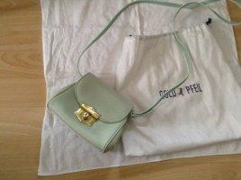 Must HAVE ....Pastellgrün Goldpfeil Abedtasche NEU