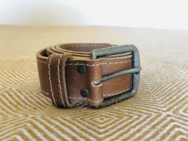 Mustang Leather Belt multicolored