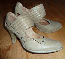 Mustang Shoes  marrone-grigio Pelle