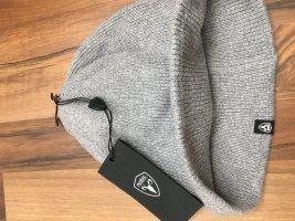 Nobis Knitted Hat light grey-grey