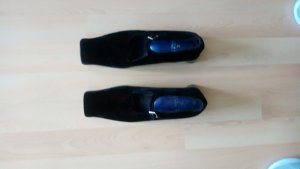 1.2.3 Paris Chaussures Richelieu bordeau-brun