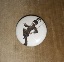 My Chemical Romance Button DIY selbstgemacht emo