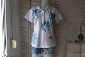 N C Niceconnection Shirt Gr, 40 Weiß Edel & Modern