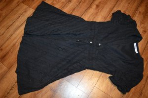 NA-KD Boho V-Neck Anglaise Mini Dress Gr. 38 Neu