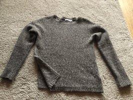 NA-KD Pullover grau