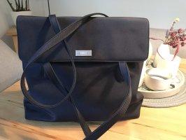 Nachtblaue Ralph Lauren Trage - Handtasche