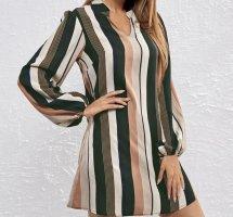 SheIn Cols de blouses multicolore