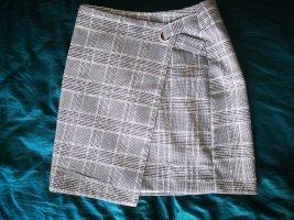 H&M Kopertowa spódnica ciemnoszary