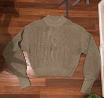 NAKD Pullover grün gr XS 34