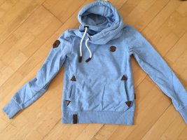 Naketano Hooded Sweater azure